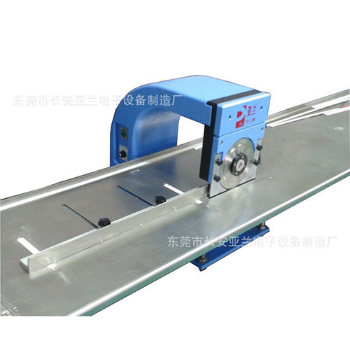 LED points machine